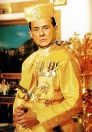 Berlusconi sultano