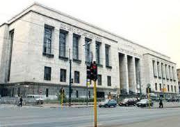 Palazzo giustizia MI