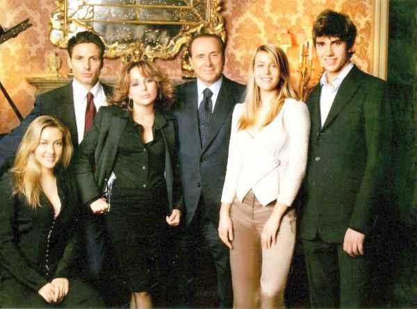 Berlusconi-figli