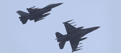 Guerra libia aerei