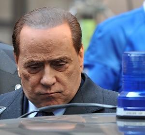 Berlusconi bruxelles